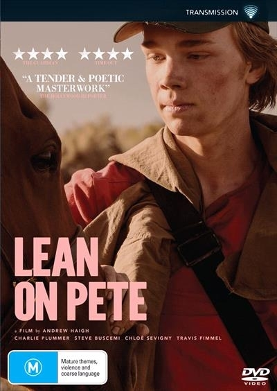 Lean On Pete on DVD