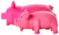 Pawise - Pink Latex Pig - Small