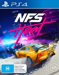Need for Speed Heat for PS4 image