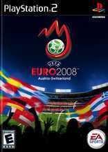 UEFA Euro 2008 for PlayStation 2