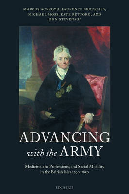 Advancing with the Army by Marcus Ackroyd image