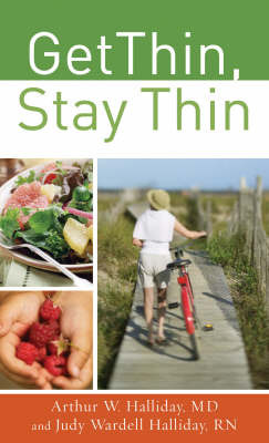 Get Thin, Stay Thin by Arthur W. Halliday image