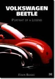 Volkswagen Beetle Portrait of a Legend by Edwin Baaske