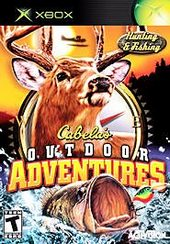 Cabela's Outdoor Adventures for Xbox