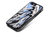 id America Cushi Plus Robotics Skin for iPhone 5 - White
