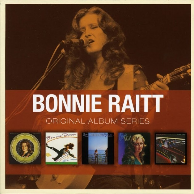 5 Albums in 1 - Original Album Series by Bonnie Riatt