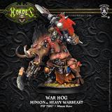 Hordes: Minions War Hog Farrow Heavy Warbeast (Plastic)