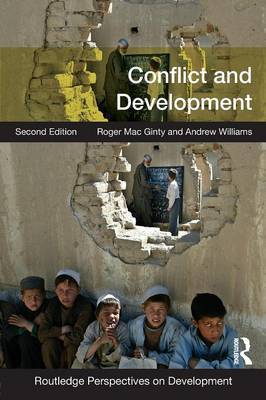 Conflict and Development by Roger MacGinty