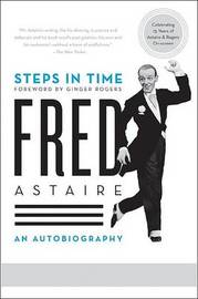 Steps in Time by Fred Astaire