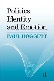 Politics, Identity and Emotion by Paul Hoggett image