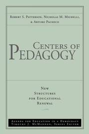 Centers of Pedagogy by Robert S. Patterson image