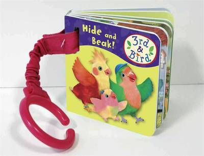 3rd and Bird: Hide and Beak! Buggy Book by BBC image