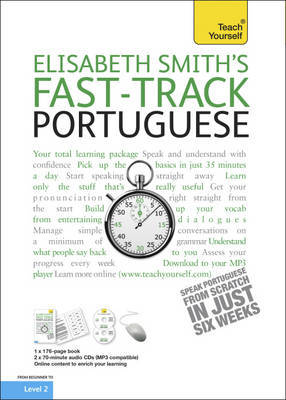 Teach Yourself Fast-track Portuguese by Elisabeth Smith image
