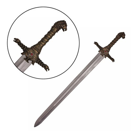 Game of Thrones - Oathkeeper Foam Sword Image at Mighty Ape NZ