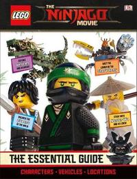 The LEGO (R) NINJAGO (R) Movie (TM) The Essential Guide by DK image