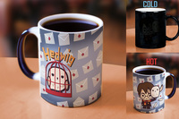 Harry Potter (Cartoon Hedwig) Morphing Mugs Heat-Sensitive Mug