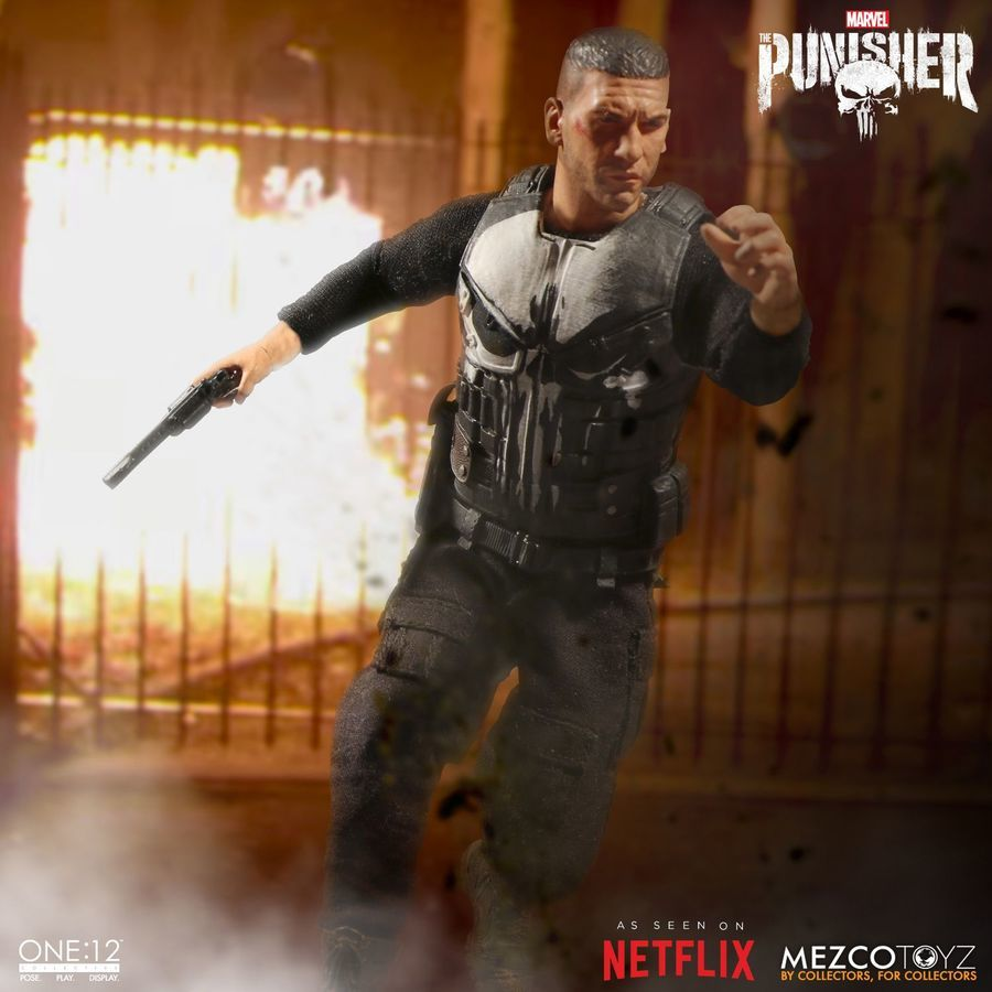 Marvel: Punisher (TV Ver.) - One:12 Collective Action Figure image