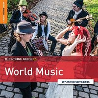 Rough Guide To World Music 25th Ann. by Va image