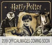 Harry Potter 2019 Boxed Desk Calendar