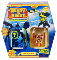 Ready2robot: Bot Blasters Playset - Red