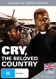 Cry, The Beloved Country on DVD