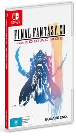 Final Fantasy XII: The Zodiac Age for Switch