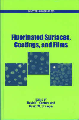 Fluorinated Surfaces, Coatings, and Films image