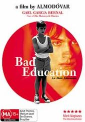 Bad Education (la Mala Education) on DVD