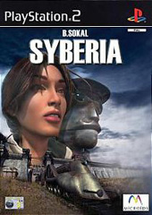 Syberia for PS2
