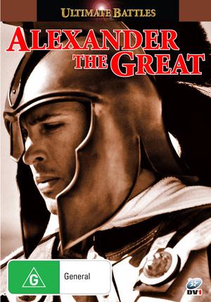 Ultimate Battles - Alexander The Great: The Battle Of Gaugamela on DVD image