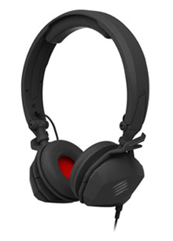 Mad Catz F.R.E.Q M Wired Gaming Headset (Matte Black) for