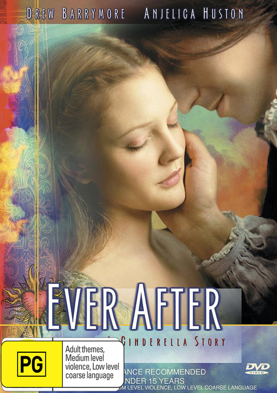Ever After - A Cinderella Story (New Packaging) on DVD