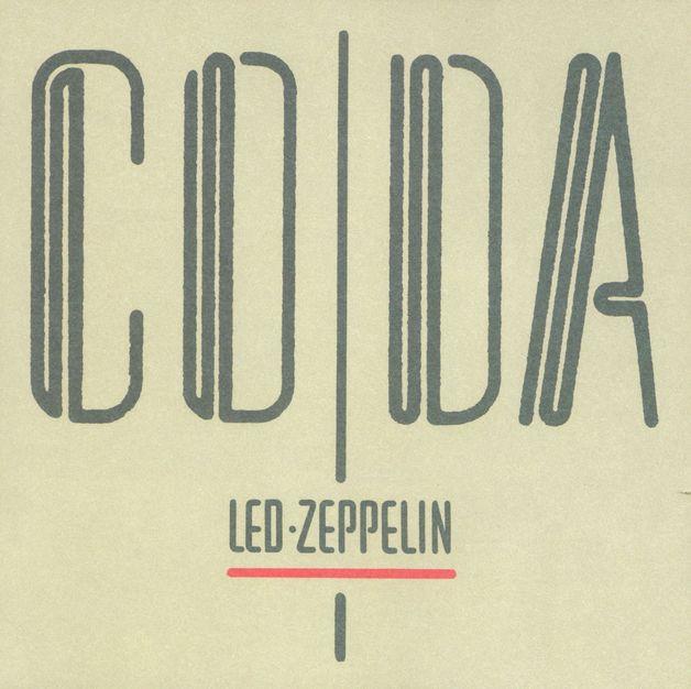 Coda (Deluxe) (3LP) by Led Zeppelin
