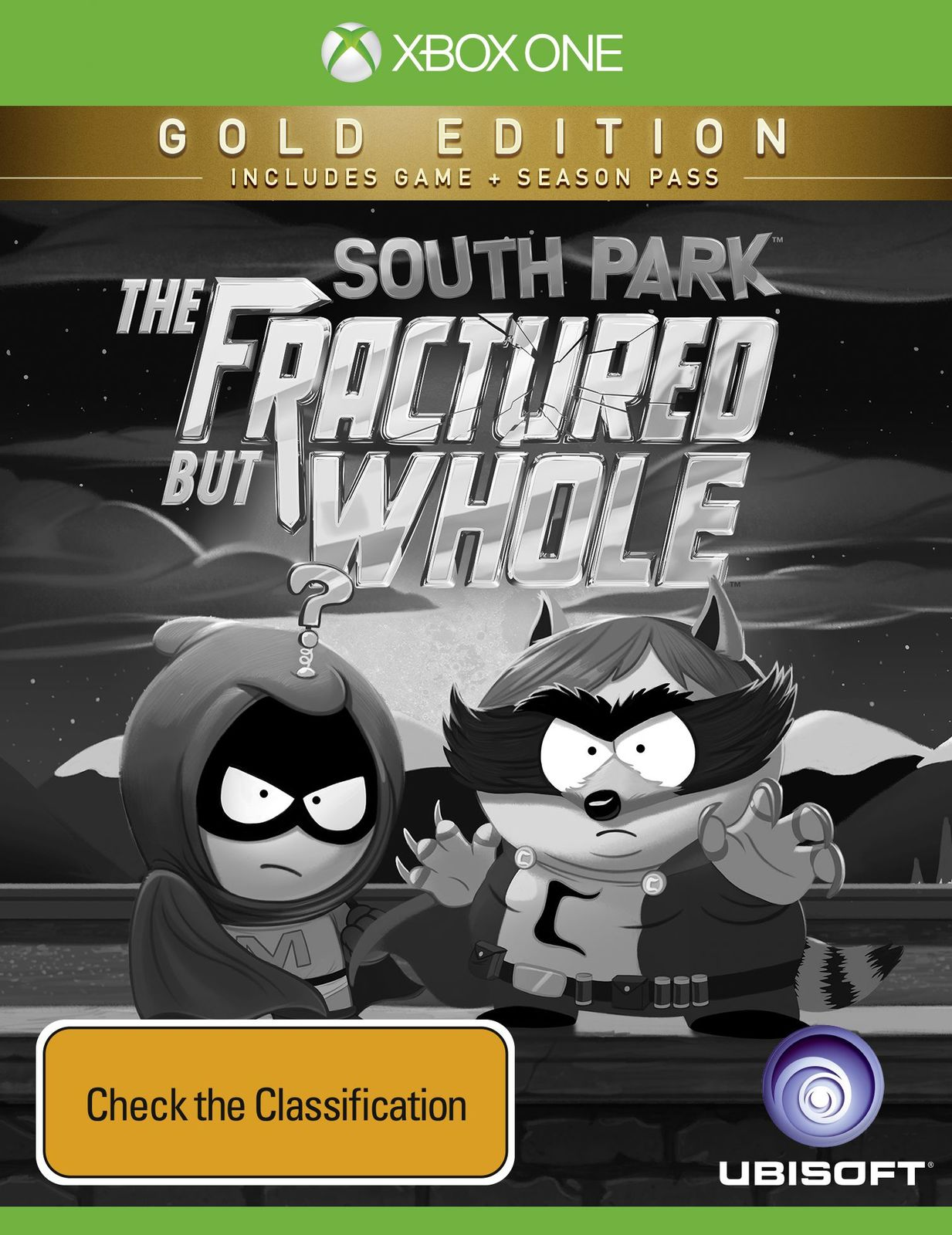 South Park: The Fractured But Whole Gold Edition (Uncut) for Xbox One image