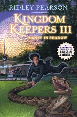 Kingdom Keepers 3 by Ridley Pearson image