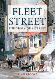 Fleet Street by Alan Brooke image