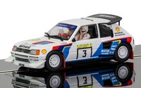 Scalextric: DPR Peugeot 205 T16 #3 - Slot Car