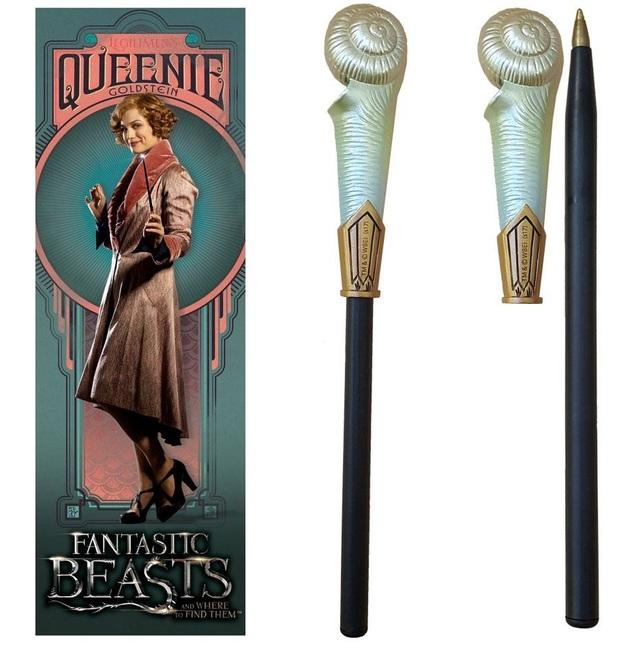 Fantastic Beasts: Pen & Bookmark - Queenie Goldstein