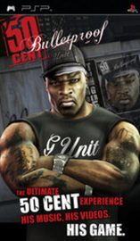 50 Cent Bulletproof G-Unit Edition for PSP