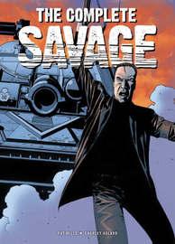 Savage by Pat Mills image
