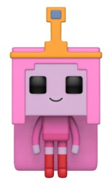 Adventure Time x Minecraft - Princess Bubblegum Pop! Vinyl Figure