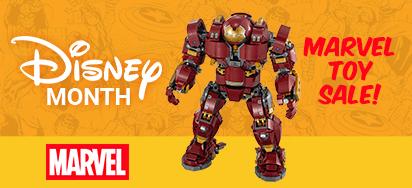 Marvel Toy Sale!
