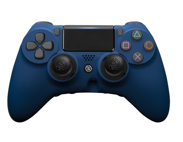 SCUF Impact Deluxe - Dark Blue for PS4
