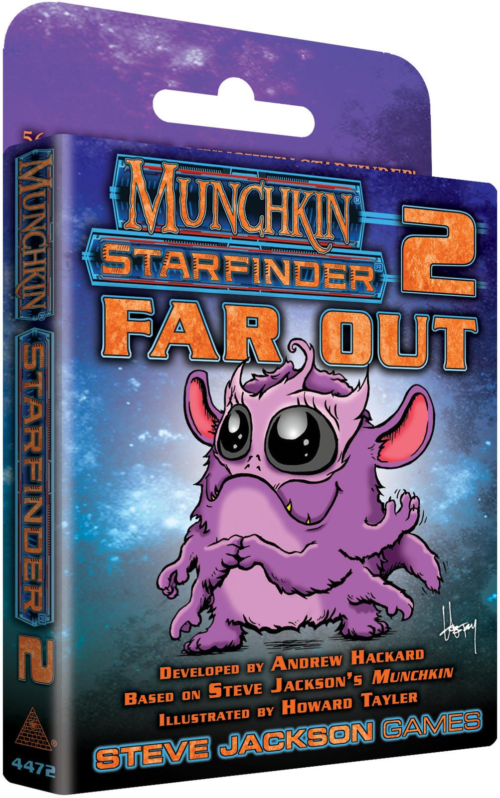 Munchkin: Starfinder #2 - Far Out image