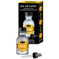 Kama Sutra Oil of Love Foreplay Oil - Coconut Pineapple (22ml)