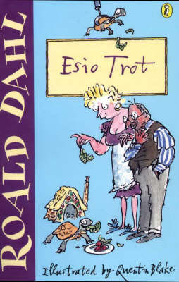 Esio Trot by Roald Dahl image