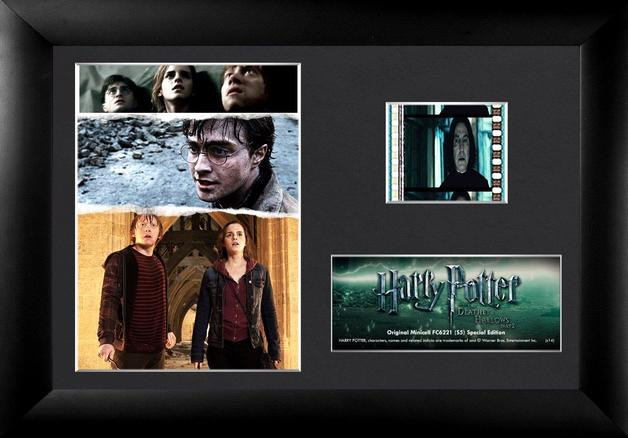 FilmCells: Mini-Cell Frame - Harry Potter (Deathly Hallows - S5)