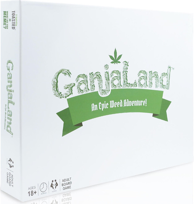 Ganjaland - Party Game