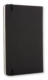 Moleskine: Classic Pocket Hard Cover Notebook Plain - Black