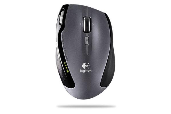 Logitech VX Revolution Laser Notebook Mouse image